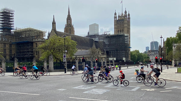Westminster Cycling Boom