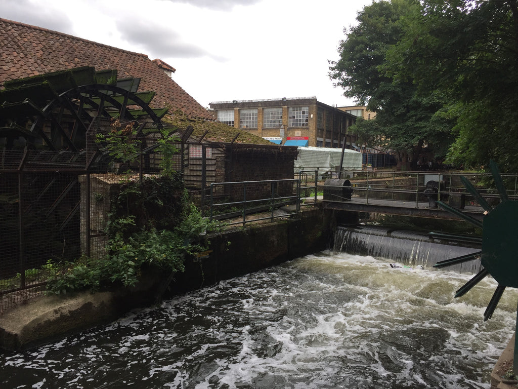 the Wandle Trail merton abbey mill