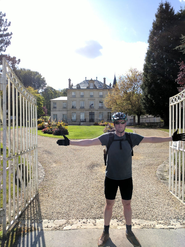 Gornay-en-Bray to Chantilly another castle