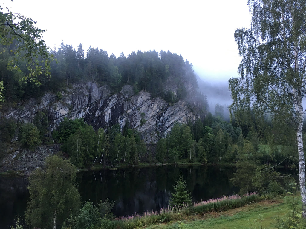 oslo to bergen ultimate trip haunted campsite