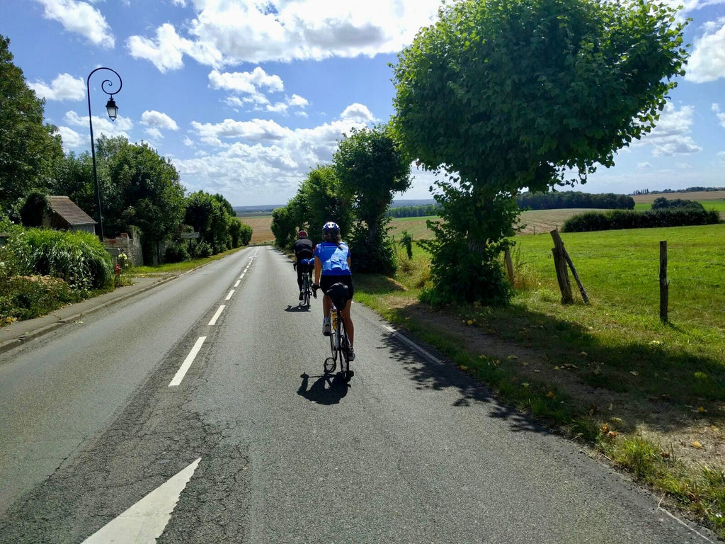 Ultimate Trip Runner-up: London to Paris cycling on the road