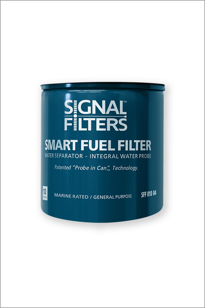 "4"" Signal Filters™ Fuel Filter Replacement"