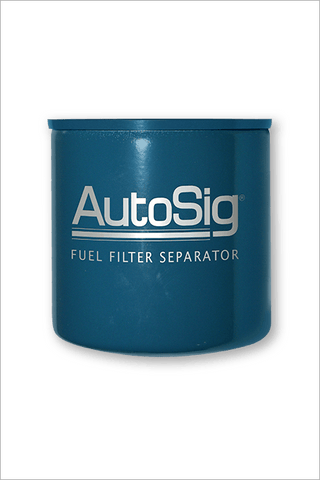 "4"" AutoSig® Fuel Filter Replacement"