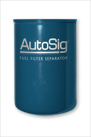"6"" AutoSig® Fuel Filter Replacement"