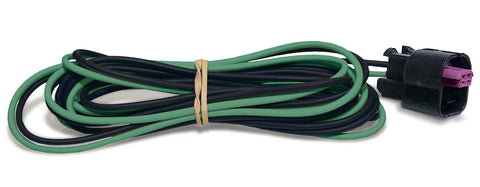 No. 110005AA 2-Wire Harness-Green/Black (DELPHI connector)