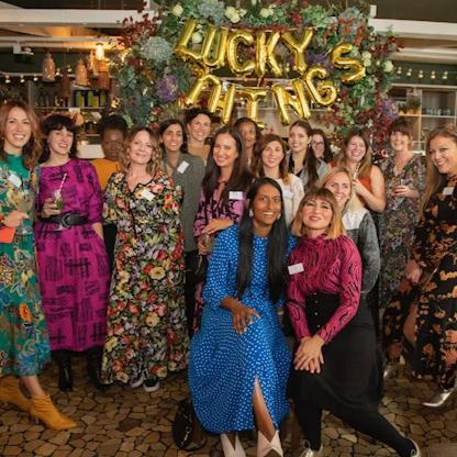 Tuesday 24 March 2020 - South London Lucky Things Meet Up