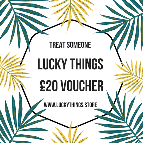 Lucky Things®️ voucher £20