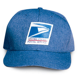 Letter Carrier Winter Postal Baseball Cap