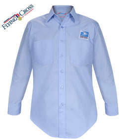 Flying Cross Men's USPS Letter Carrier Long Sleeve Shirt