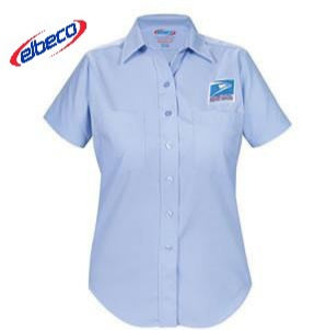 Elbeco Women's Letter Carrier Short Sleeve Shirt