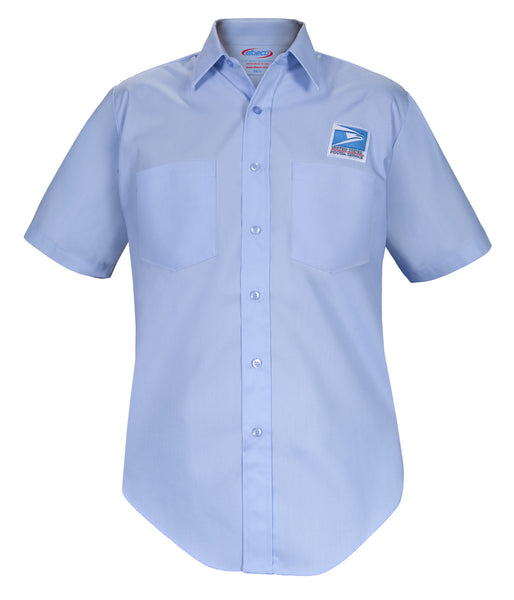 Postal Shirts Button Up for Men