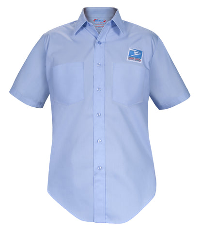 Postal Uniform Shirt Button Up Shirt Sleeve