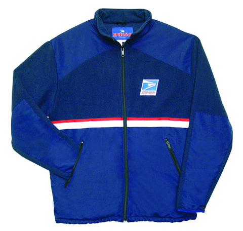 Union Line All Weather Gear Medium Weight Postal Fleece Jacket