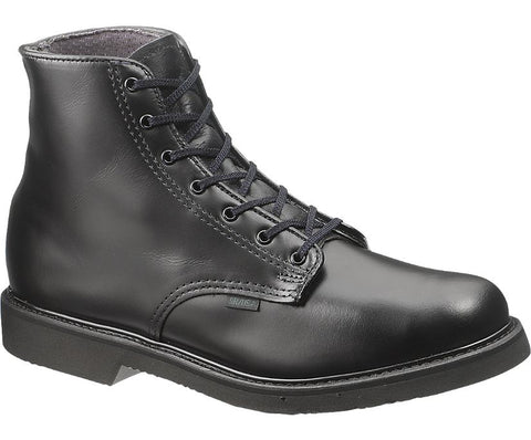 "Bates Lites 6"" Leather Lace-Up Chukka Boots"