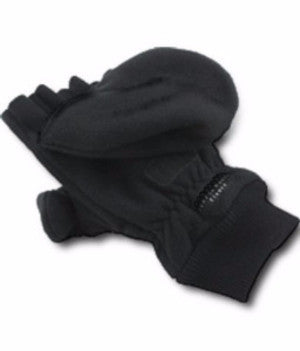 The convertible mitten gloves keep you warm and give you the ability to grip and handle mail when you are sorting or delivering mail.