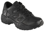 Reebok Black Athletic Leather Oxford Soft Toe Shoe
