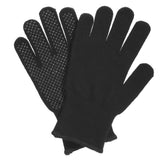 Manzella Gripper Dot Postal Uniform Knit Gloves
