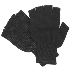 Fingerless Postal Uniform Dot Gloves