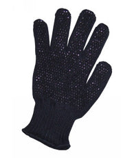 Full Fingered Rubberized Dots Mail Sorting Gloves - Postal Uniform Bonus