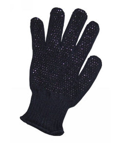 Full Fingered Rubberized Dots Mail Sorting Gloves