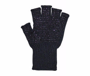 Fingerless Dot Mail Sorting Gloves - Postal Uniform Bonus