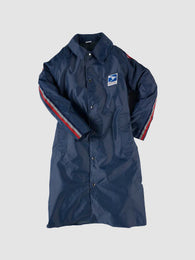 Neese Postal Long Raincoat