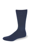 Support Postal Crew Socks Postal Blue with Navy Blue Stripes - Postal Uniform Bonus