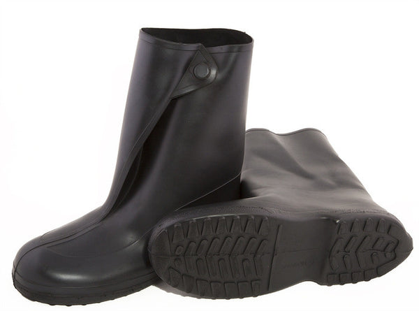 "Tingley Work Postal Rubber Overshoe Boots 10"" High"