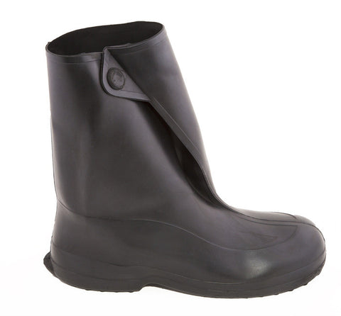 "Postal Rubber Overshoe Boots 10"" High"