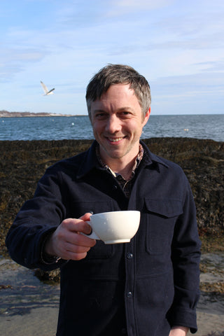Josh Rogers, founder, Cup of Sea
