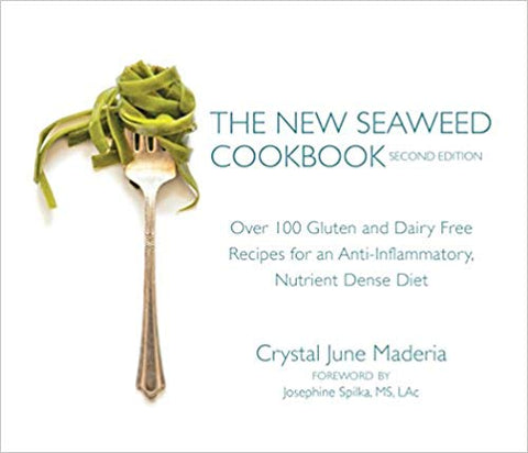 The New Seaweed Cookbook - Cup of Sea | Maine Seaweed Teas