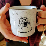Ceramic Mug | 11oz - Cup of Sea | Maine Seaweed Teas