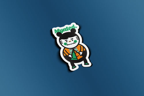 "Chubby Kid 3"" Die Cut Sticker-[size]-[color]-Sticker-Mynted"