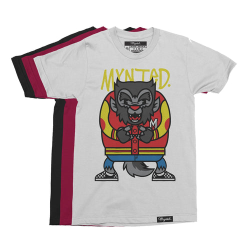 Jack Wolf T-Shirt | Limited Run-[size]-[color]-T-Shirt-Mynted