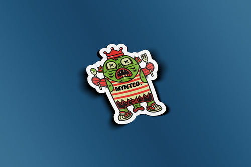 "Sushi Boy 3"" Die Cut Sticker-[size]-[color]-Sticker-Mynted"