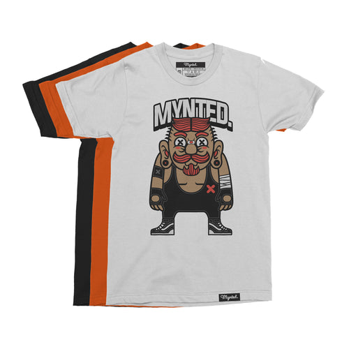 Wrestler T-Shirt | Limited Run-[size]-[color]-T-Shirt-Mynted
