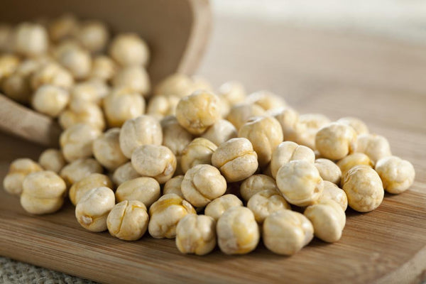 Chickpea Snacks- Nutritional Quality and Health Benefits