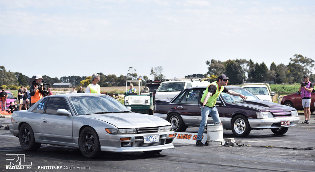 King Of The Street 4 (KOTS) Drag Racing Meet - Ballarat Aerodrome