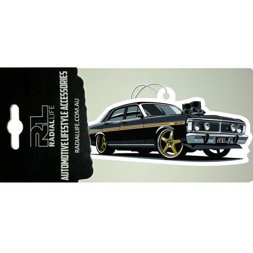 Ford XY GT Falcon Car Air Freshener 3 Pack