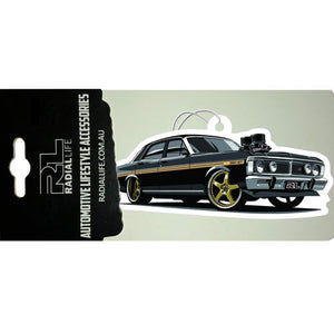 Ford XY GT Falcon Car Air Freshener