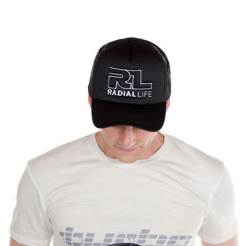 RL Hat Trucker Snap Back