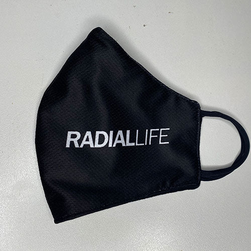 Radial Life Signature Face Mask