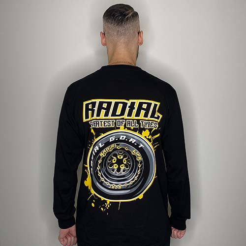 GOAT Radial Life Sleeve - Black