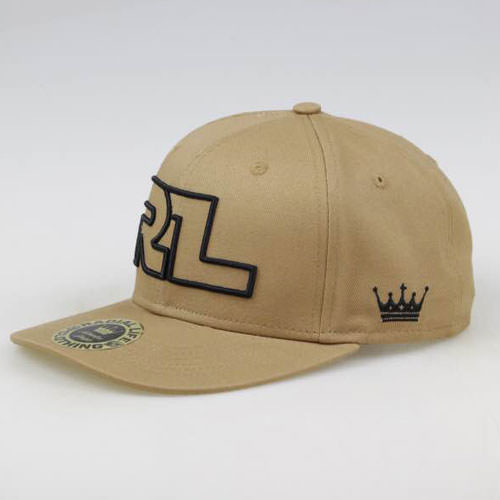 Radial Life Crown Hat Tan