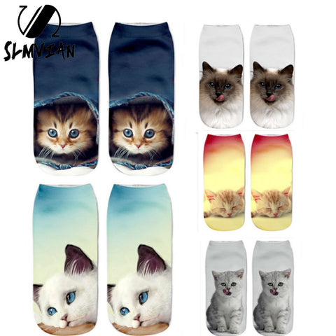 3D Printing Cute Kittens Socks