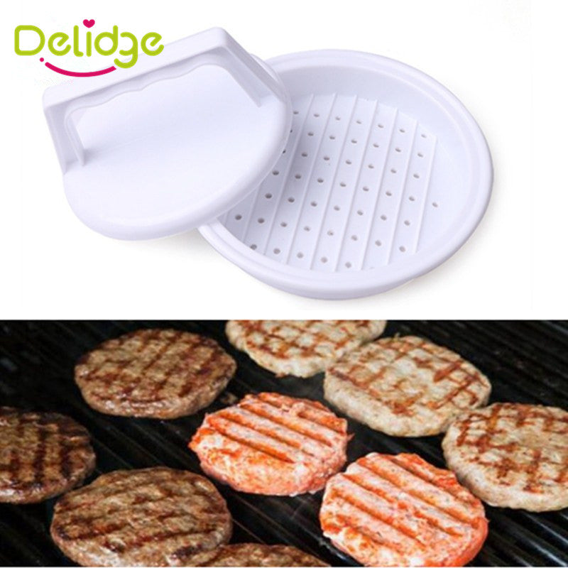 Hamburger Meat Press Tool