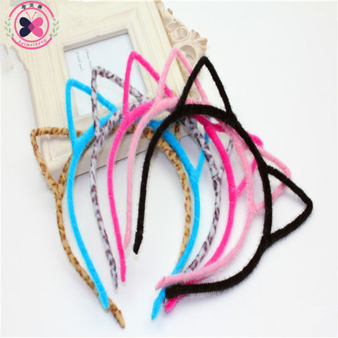 Girls Cat's Ears Hairbands