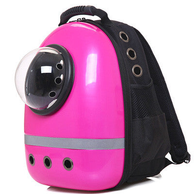 Capsule Shaped Pet Carrier