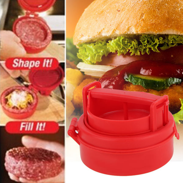 Stuffed Burger Press Tool