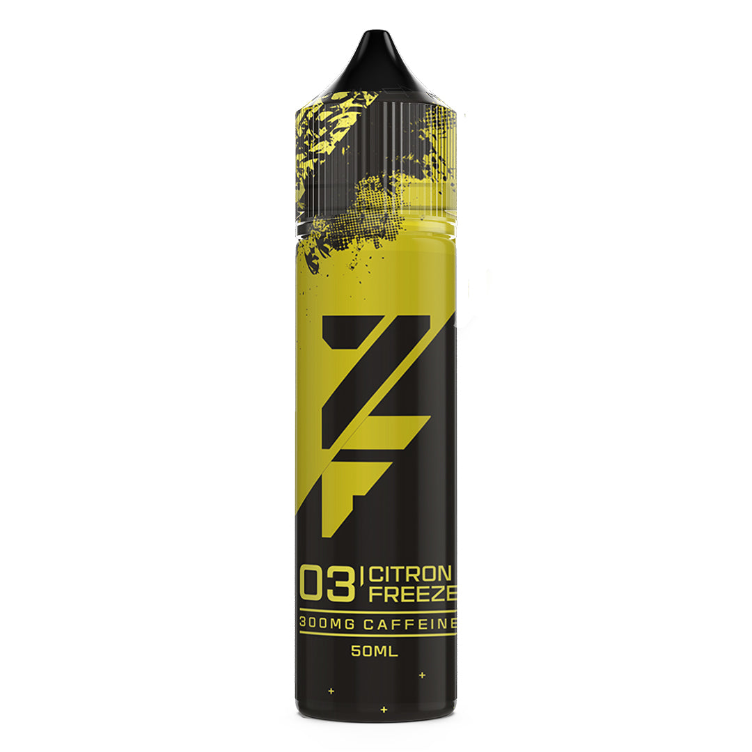 Z FUEL 03 CITRON FREEZE CAFFEINE VAPE